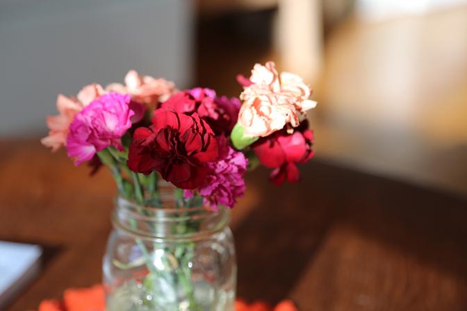 Ashleigh Leech Someform Flowers Coffee Table