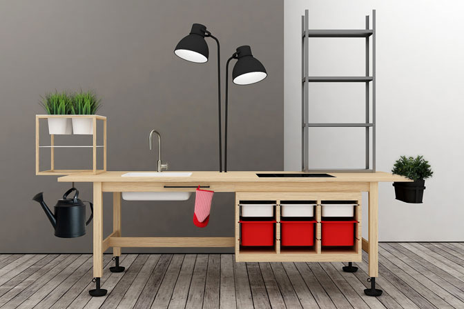 Ashleigh Leech Someform Ikea Hack Lato B